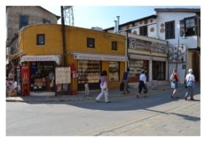 1. Sweety shop in Lefkosa