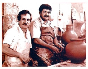 North Cyprus - Dizayn 74 Pottery