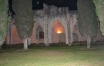 Bellapais Abbey garden, a place of mystery and romance