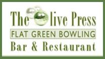 Olive Press Flat Green Bowling