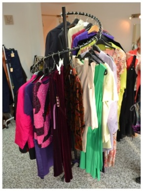 A lovely selection of clothes