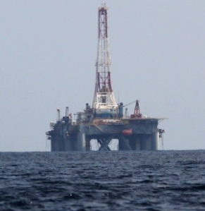 Gas exploration rig