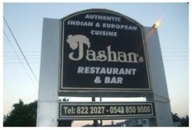 Jashan sign