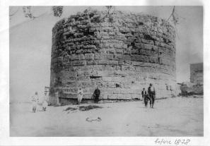 1. Round Tower before 1878