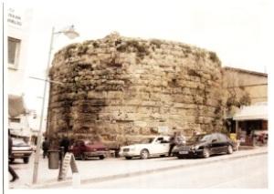 2. Round Tower - present day