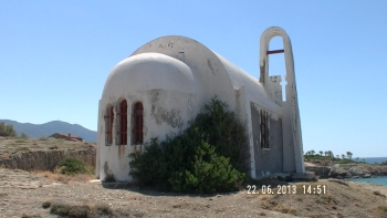 North Cyprus - Karaoglanoglu - St Fanourios Church