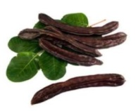Carob beans