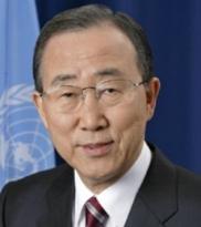 Ban ki Moon sml