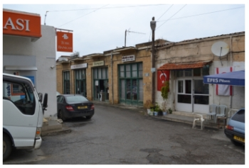 14 Coffee shops where Ismet and others were guarded by Greek Cypriots