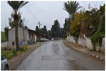 2 Karaadağ where Ismet first came to and later Greek Cypriots moved the villagers from  to Lefke