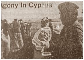Agony in Cyprus