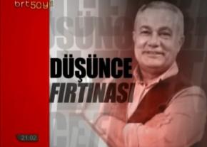 BRT1 TV Düşünce Fırtınası with Hasan Erçakica image