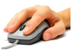 Computer mouse image