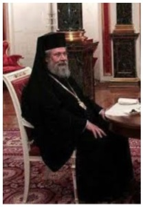 Archbishop Chrisostomos II