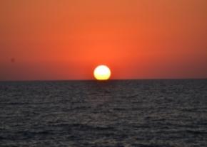 Cyprus sunset image