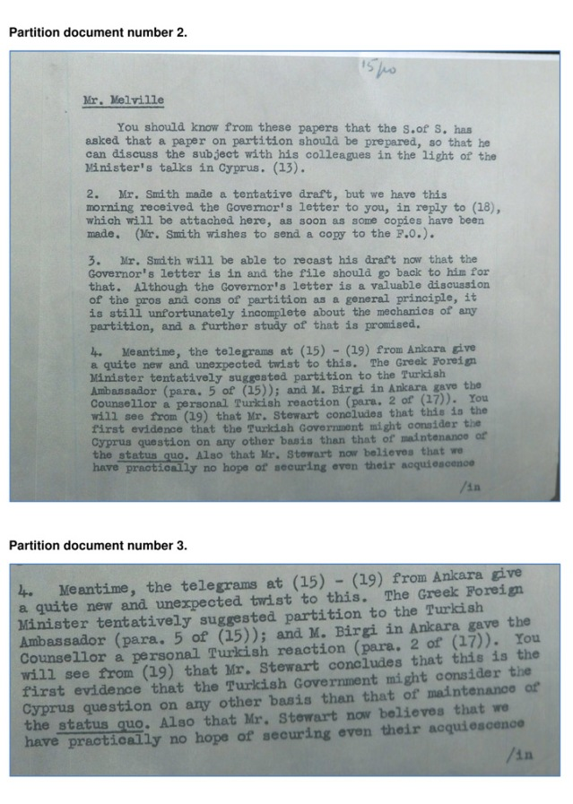 Did the Greeks propose Partition - Original - Document 2