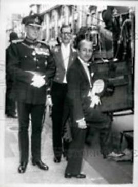 Nuri Birgi Turkish Ambassador to the UK from 1957