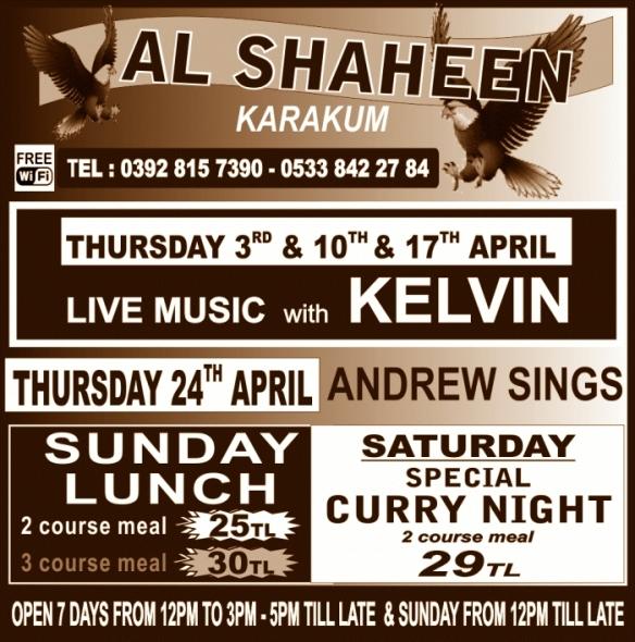 Al Shaheen poster