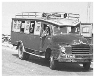 Cypriot bus