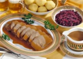 Franconian marinated beef