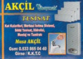 Musa Akcil Plumber image