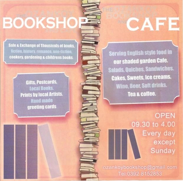 Ozankoy Bookshop poster