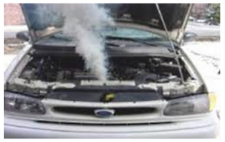 Radiator over heating sml