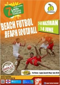 Beach Football poster