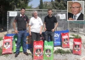 DagliTrading Dog Food Donation image