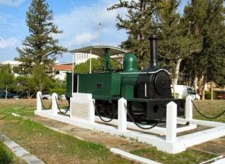 The Cyprus Railway