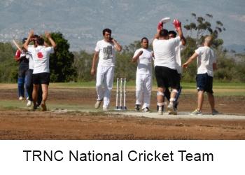Trnc National Cricket Team In The Un Buffer Zone Again