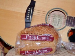 Learn guitar at The Food Lodge