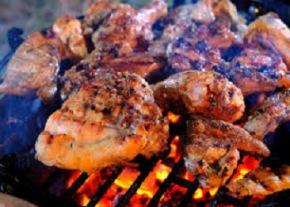 BBQ-chicken