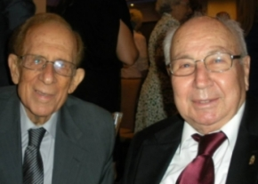 Dr Argyriou and Mr Oktay Feridun image