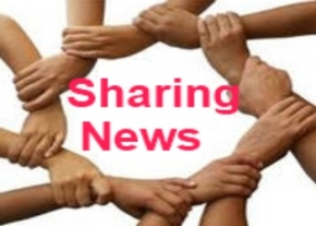 Helping Hands sharing news image