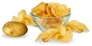Potatoe crisps