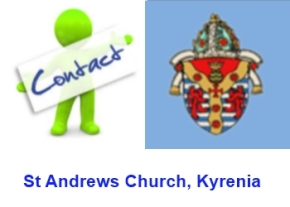 St Andrews Contacts