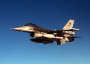 Turkish Air Force jet. image