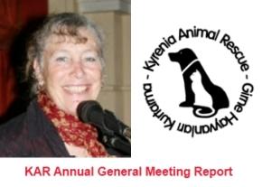 KAR AGM Report