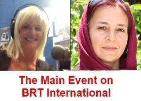 Denise Phillips and Maryam Khan