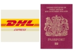 DHL Express for passports