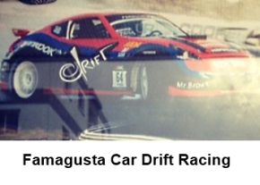 Famagusta Car Drift Races image