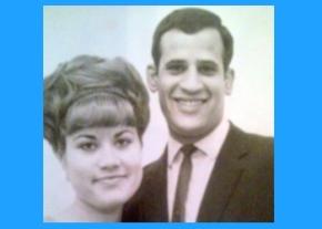 Mrs Özgül Hüseyin and Mr Mehmet Hüseyin © Fevzi Hussein image