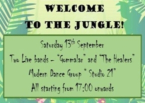 Welcom to the jungle image