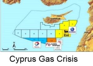 Cyprus Gas Crisis image