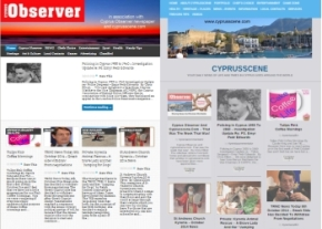 Cyprus Observer and Cyprusscene image