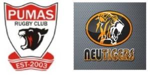 Pumas & Tigers logo mdm