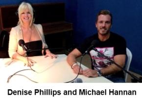 Denise Phillips and Micharl Hannan