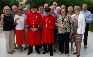 RBL and Chelsea Pensioners