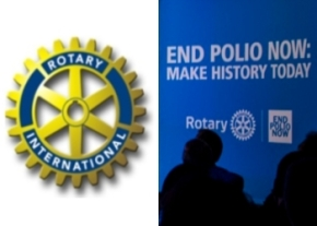 Rotary and and end of Polio